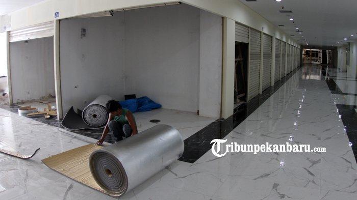FOTO : Sukaramai Trade Centre Pekanbaru Hampir Rampung, Begini Penampakannya - stc3.jpg