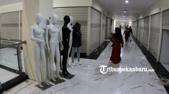 FOTO : Sukaramai Trade Centre Pekanbaru Hampir Rampung, Begini Penampakannya - stc4.jpg