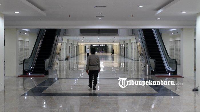 FOTO : Sukaramai Trade Centre Pekanbaru Hampir Rampung, Begini Penampakannya - stc6.jpg