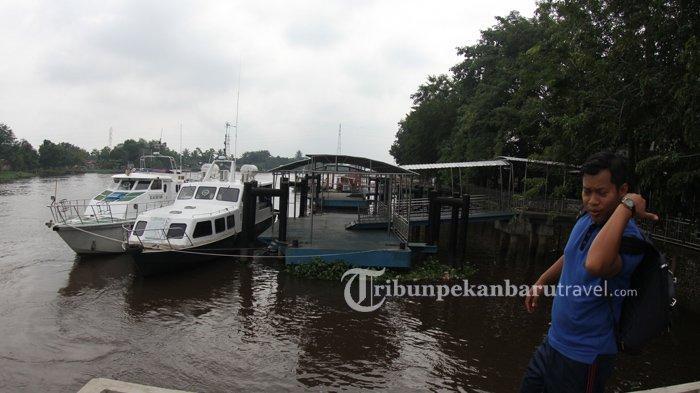 Seluruh Kapal Penumpang Dalam dan Luar Provinsi Diperintah Berhenti Beroperasi 6-17 Mei 2021