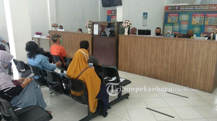 Tahun Ini Bapenda Riau Hadirkan Layanan Drive Thru Pembayaran Pajak Bermotor