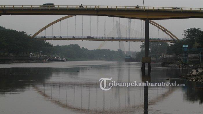 Mengenal 4 Sungai Besar di Provinsi Riau