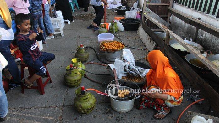Hanya Empat Pasar Ramadan di Kota Pekanbaru yang Dapat Rekomendasi dari Disperindag