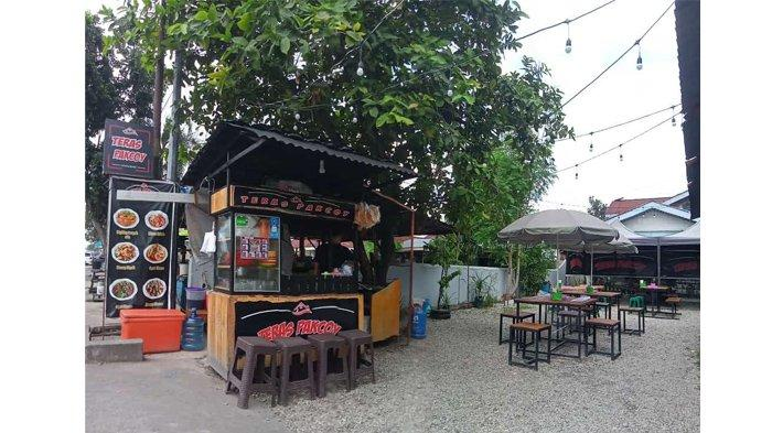 Suasana Teras Pakcoy , Jalan Sisingamangaraja Pekanbaru