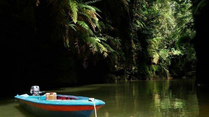 Sungai Gulamo, Green Canyon Kampar yang Memesona
