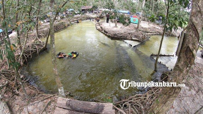 Pasca Dikunjungi Pasien Covid, Sungai Hijau Ditutup Sementara, Pengelola Akan Jalani Rapid Test
