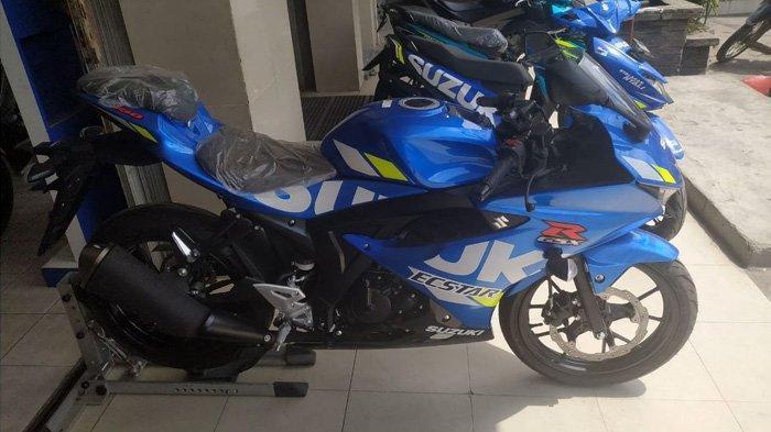 Tahun Baru, Namun PT Riau Jaya Cemerlang Masih Berikan Harga Lama Untuk Suzuki GSX-R150