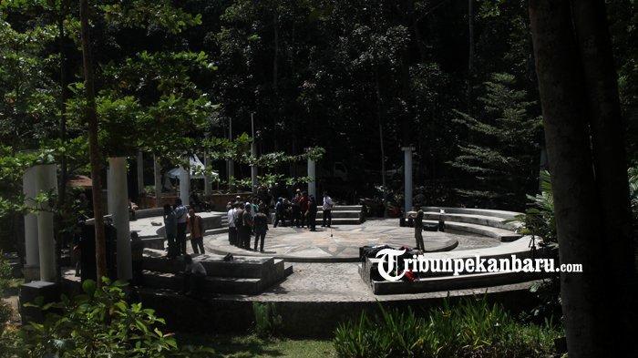 Wawako Pekanbaru Berharap Tahura SSH Jadi Objek Wisata Unggulan