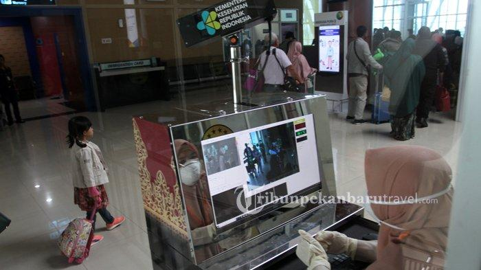 Penerbangan Internasional Selama Malaysia Lockdown Masih Ada, ini Penjelasan EGM Bandara SSK II