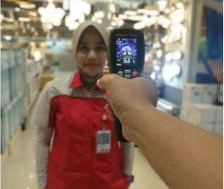 Ace Hardware Hadirkan Krisbow Pocket Infrared Thermometer