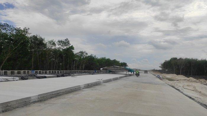 Pembangunan Tol Pekanbaru-Bangkinang Digesa, Overpass & Underpass Jadi Pekerjaan yang Masih Tersisa
