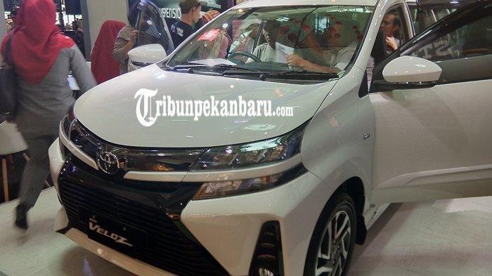 Penjualan Mobil Toyota Meningkat Sejak PPnBM 0% Diberlakukan, Segini Harga Mobil Toyota di Pekanbaru