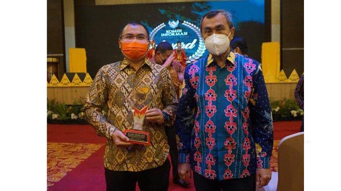 Unilak Berhasil Raih Anugerah Komisi Informasi Award Untuk Ketiga Kalinya