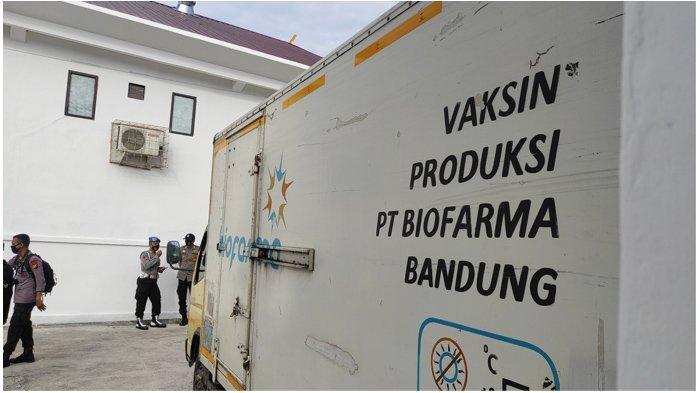 11 Ribu Tenaga Kesehatan di Kota Pekanbaru Akan Dapat Vaksin Covid-19