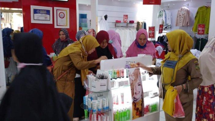 Kosmetik Zoya Diskon 70 Persen All Item Di Mal Pekanbaru Tribunpekanbaru Travel