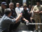 Menteri Siti Kunjungi Tahura Sultan Syarif Hasyim, Pantau Langsung Persiapan Kunker Presiden Jokowi