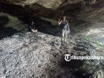 Kunjungi Batu Tilam, Kabid Pemberdayaan Sumberdaya Pariwisata Dispar Riau Apresiasi Perangkat Desa