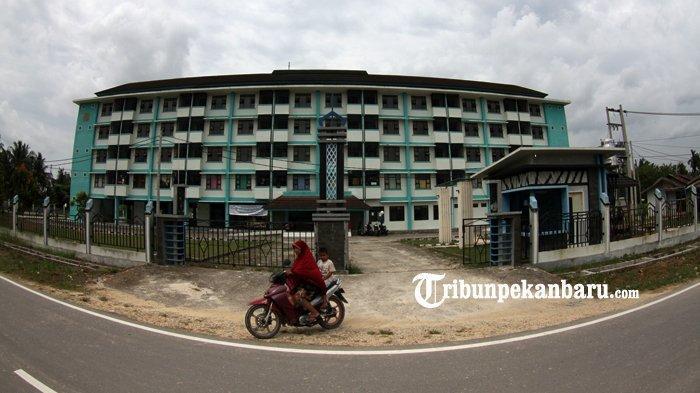 18 Pasien Positif Covid-19 Jalani Isolasi di Rusunawa Rejosari Pekanbaru