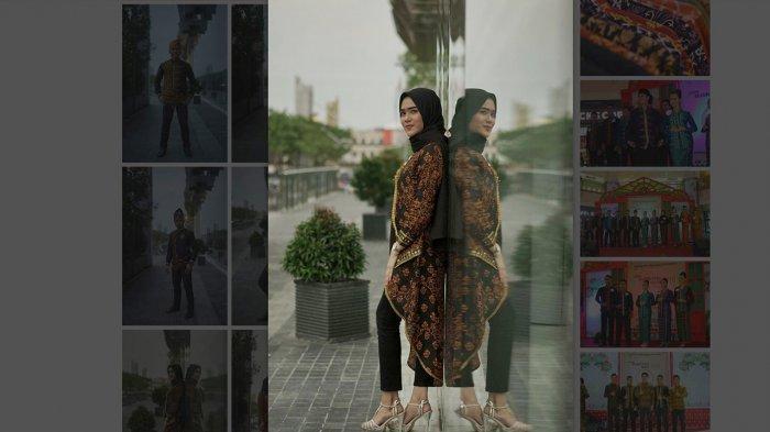Batik Malai, Tawarkan Berbagai Motif Batik Khas Riau