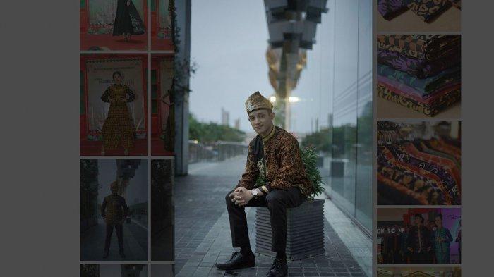Batik Riau dari Batik Malai untuk pria
