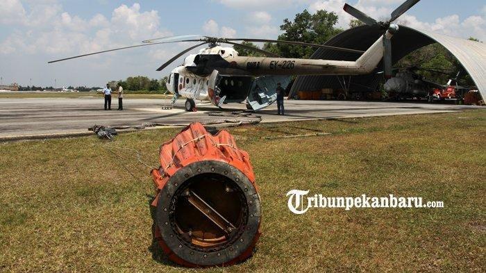 Siaga darurat Karhutla, Riau Ajukan Pinjaman 3 Helikopter ke BNPB