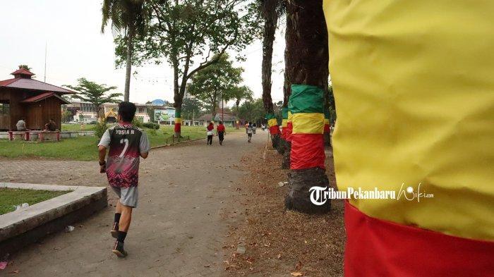 Foto : Aktivitas Masyarakat di Kawasan Bandar Seni Raja Ali Haji - joging-salah-satu-olahraga-simpel-yang-menyehatkan.jpg
