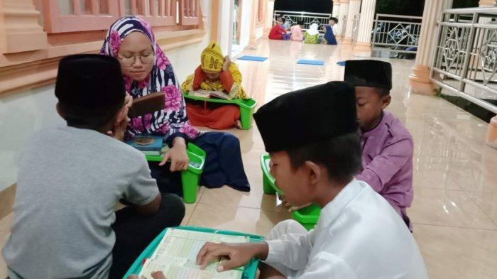 Pemuda Gagas Kampung Quran di Desa Jangkang Bengkali Riau