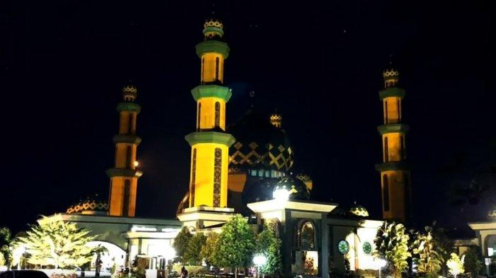 Masjid Agung Kuantan Singingi Riau