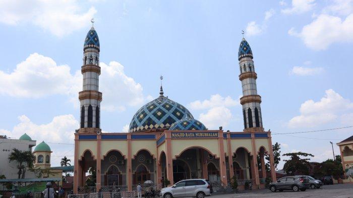 Masjid Nurussalam Pekanbaru
