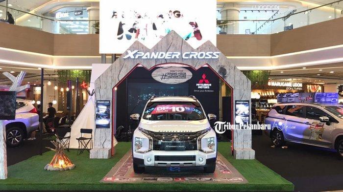 Hari Pertama Gratis PPnBM Dealer di Pekanbaru Ramai Dikunjungi Konsumen