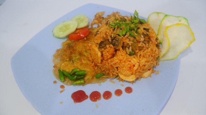 Nasi Goreng Kerang Sumatra