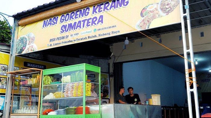 Sedapnya Nasi Goreng Kerang Sumatra