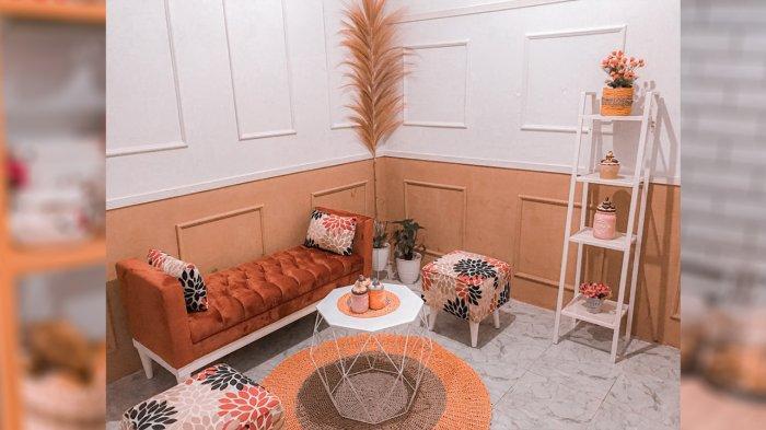Nuansa Interior rumah dengan konsep klasik minimalis