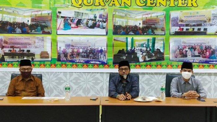 Jelang MTQ Nasional, 16 Peserta Tafsir dan MMQ Riau Ikuti Pembinaan Qur'an Center