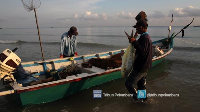 Asyik! Pemerintah Riau Gelontorkan Rp 3 Miliar Untuk Nelayan