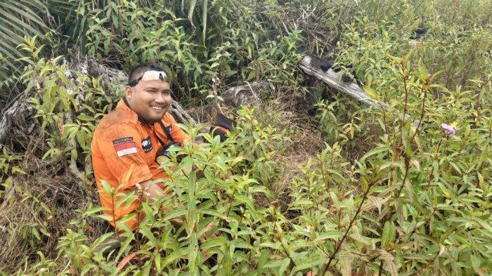 Kisah Suardi, Relawan Asal Riau
