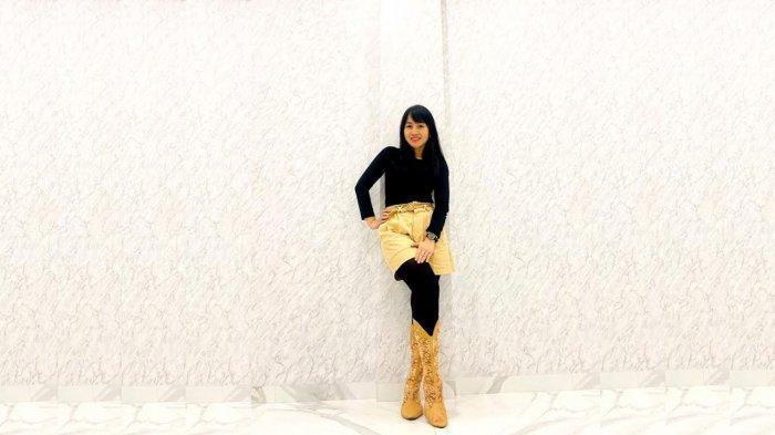 Rosalita, Instruktur Asal Pekanbaru Populerkan Line Dance