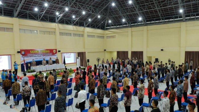292 Orang Lulus Seleksi Bintara Polri 2020 di Riau