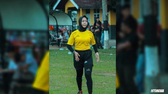 Sherly Putri Yandani, Wasit Cantik Asal Riau