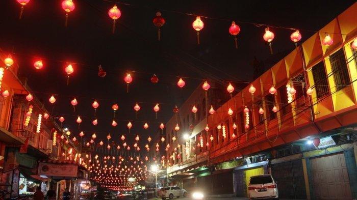 Kampung Melayu Tionghoa di Pekanbaru