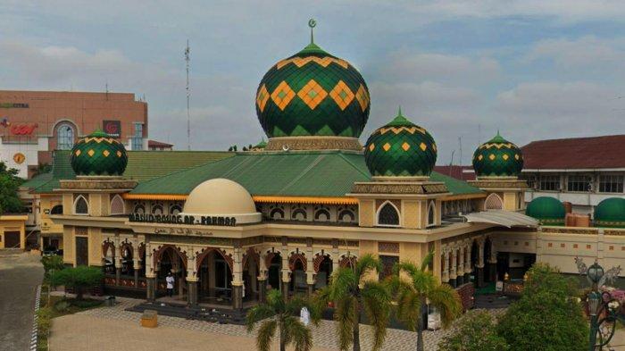 Wisata Religi Masjid Arrahman Pekanbaru