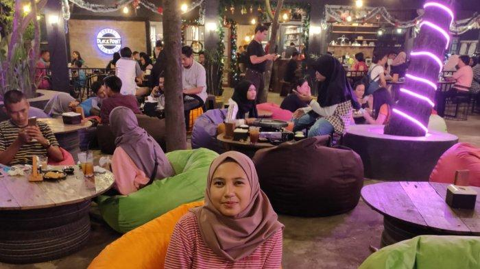 Black Point Cafe Hadirkan Menu All You Can Eat dengan Suasana Taman