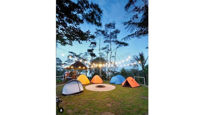Bukit Ngisis, Yogyakarta.