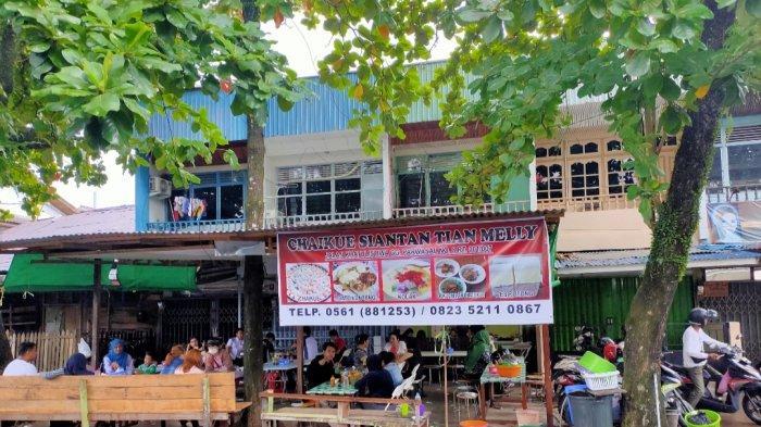 Berlokasi di Jalan Parwasal, Chaikue Tian Melly Diminati Masyarakat