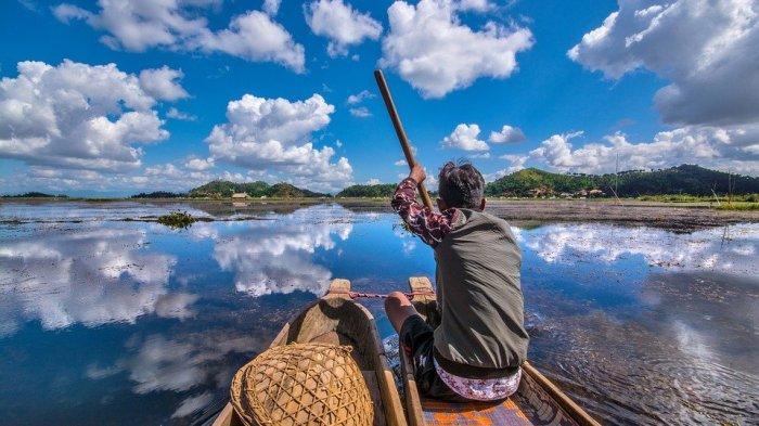 Danau Loktak, Manipur