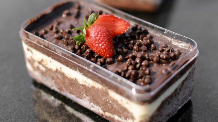 Ilustrasi dessert box.