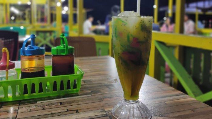 Uniknya Es Air Mata Pengantin dan Pacar Cina, Ini Dia Minuman di Sambas yang Wajib Dicoba!
