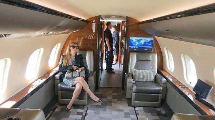 Curhatan Pramugari Jet Pribadi dan Kapal Pesiar, Harus Layani Permintaan Aneh Penumpang