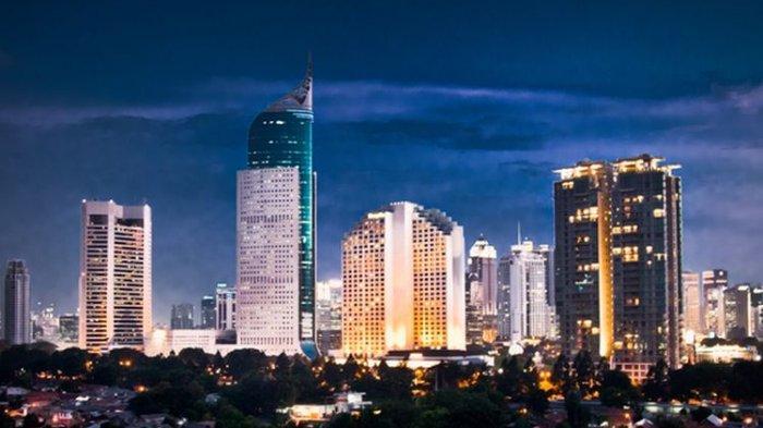 Ilustrasi Jakarta.