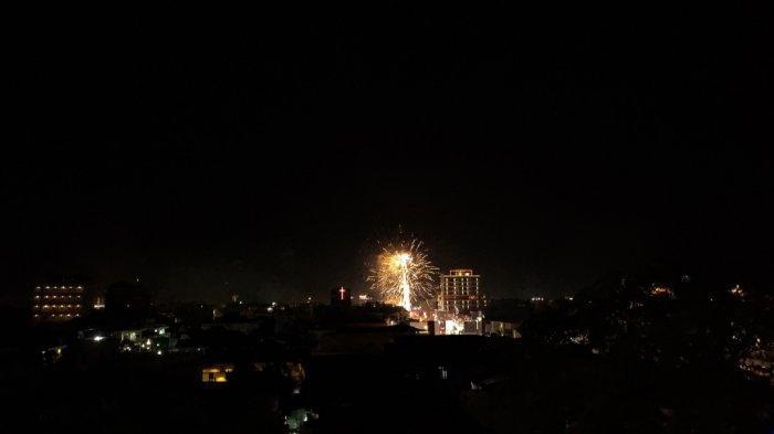 Begini Serunya Malam Tahun Baru Imlek di Pontianak!